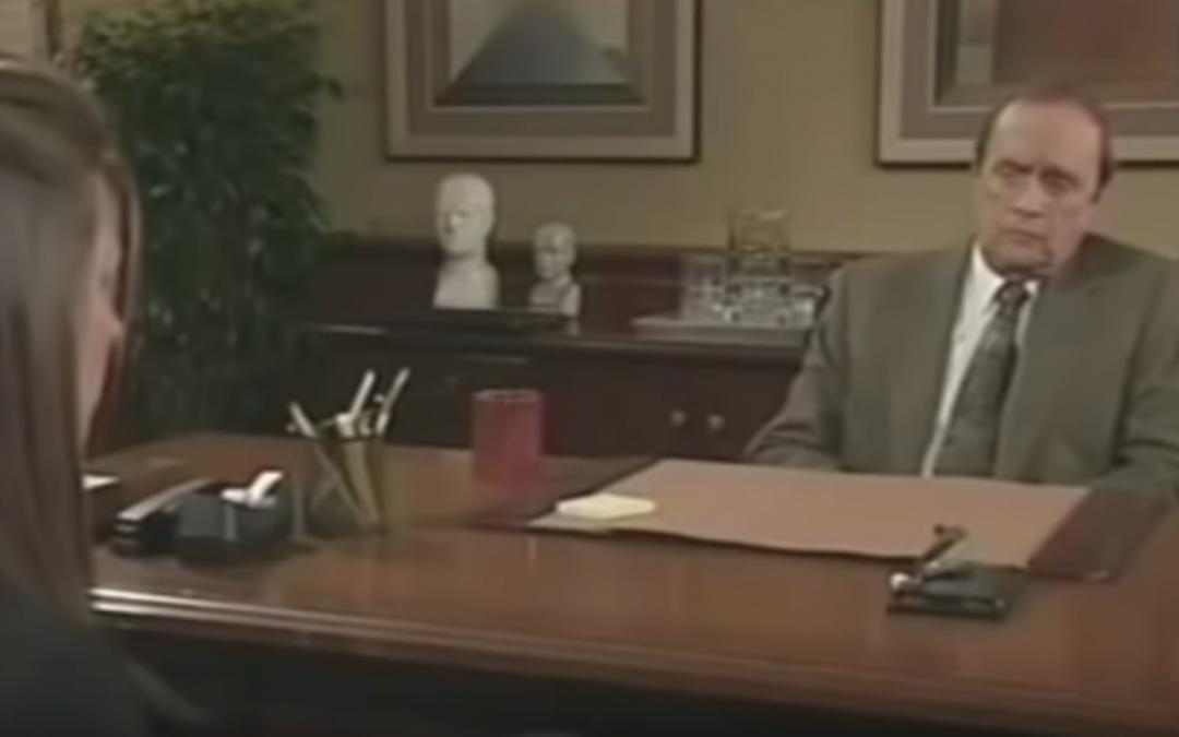 """Bob Newhart – """"STOP IT!"""""""